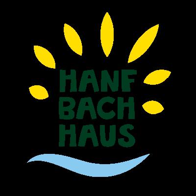 Das Logo des Hanfbachhaus.